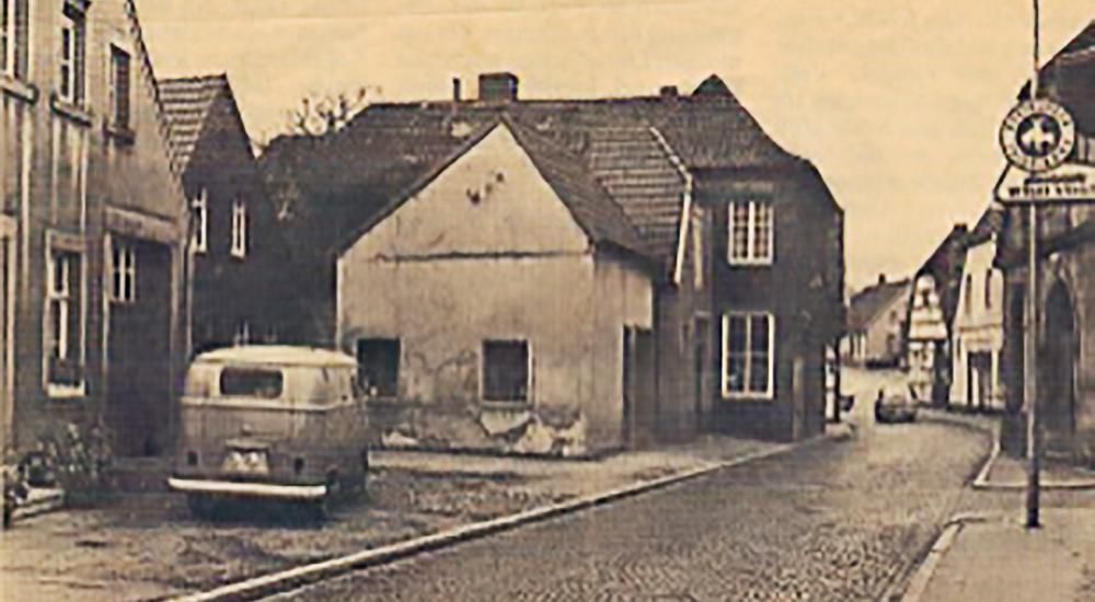 Unser erster Bulli 1959